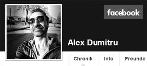 Alex Dumitru bei Facebook